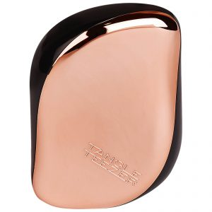 Tangle Teezer Compact Hair Styler – Rose Gold Luxe