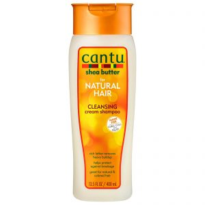 Cantu Shea Butter for Natural Hair Sulfate-Free Cleansing Cream Shampoo