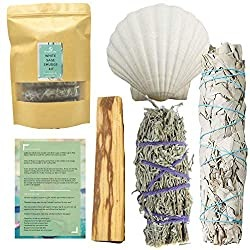 Raw Earth Beginners Smudge Kit