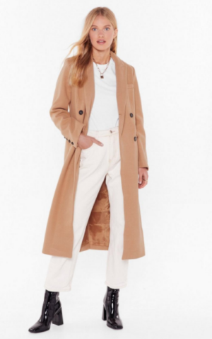 Nasty Gal Trench