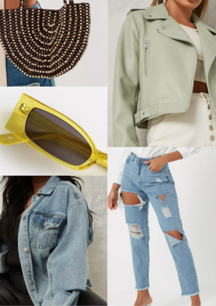 Spring Fashion Essentials From Missguided